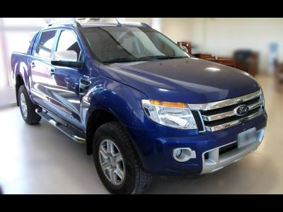 Autos Venta Ford Ranger  DC 4X4 LTD 3.2L D AT 2015 [Consulte Financiación]