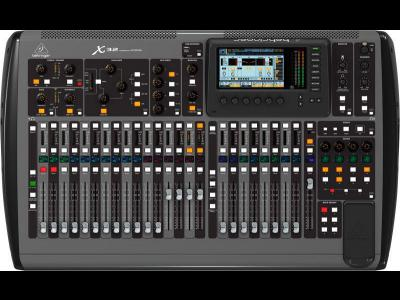 Varios Electronica Behringer X32 32 Channel Motorized Fader Mixer Console