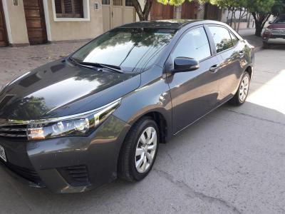 Autos Venta Vendo Toyota Corolla XLI 1.8 2015 version 2016