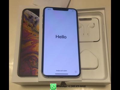 Varios Telefonos y Tablets Apple iPhone XS Max 512GB Unlocked == $700