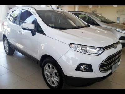 Autos Venta Ford EcoSport Titanium 2.0 AT MOD 2015